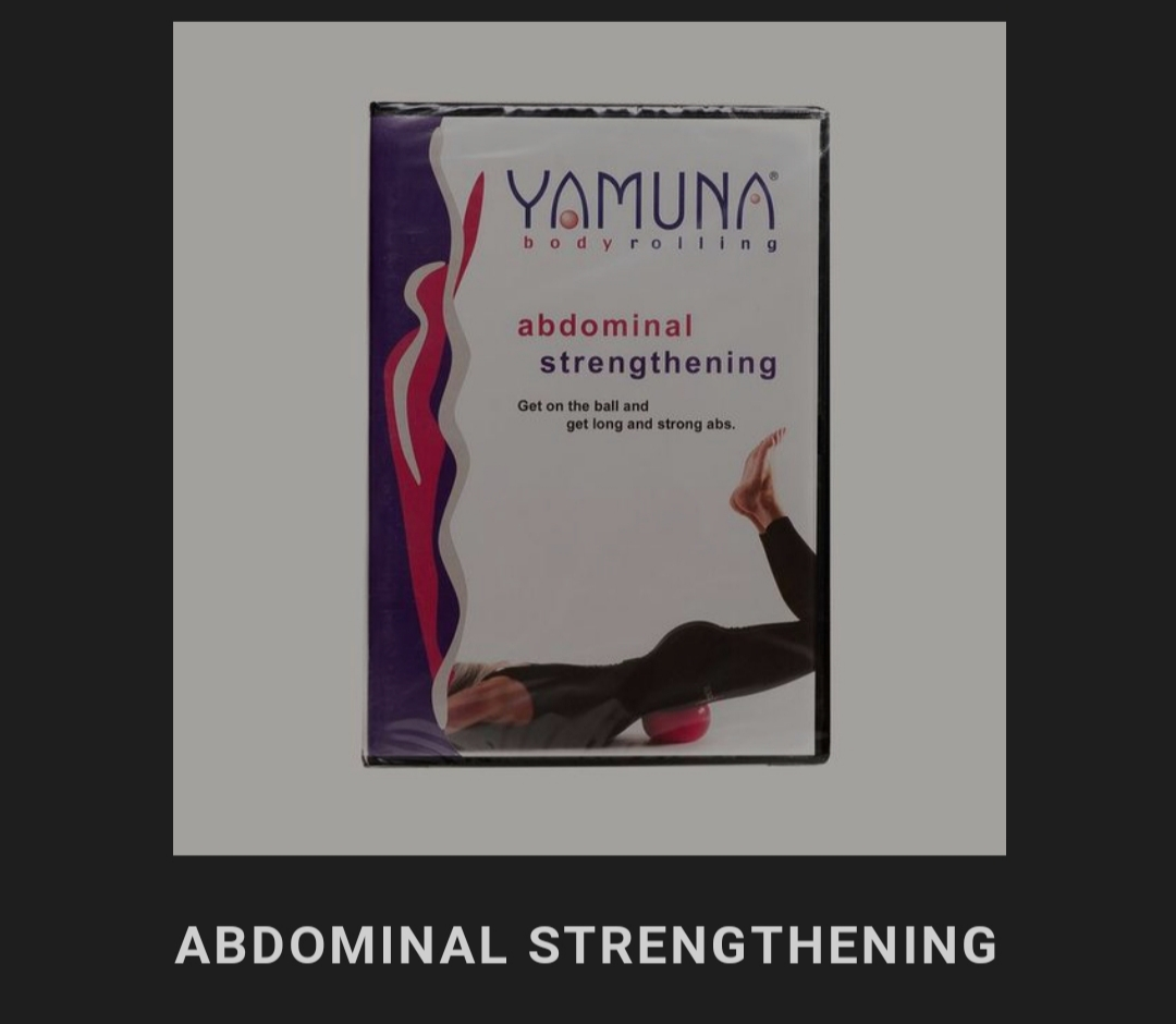 Abdominal Strengthening DVD