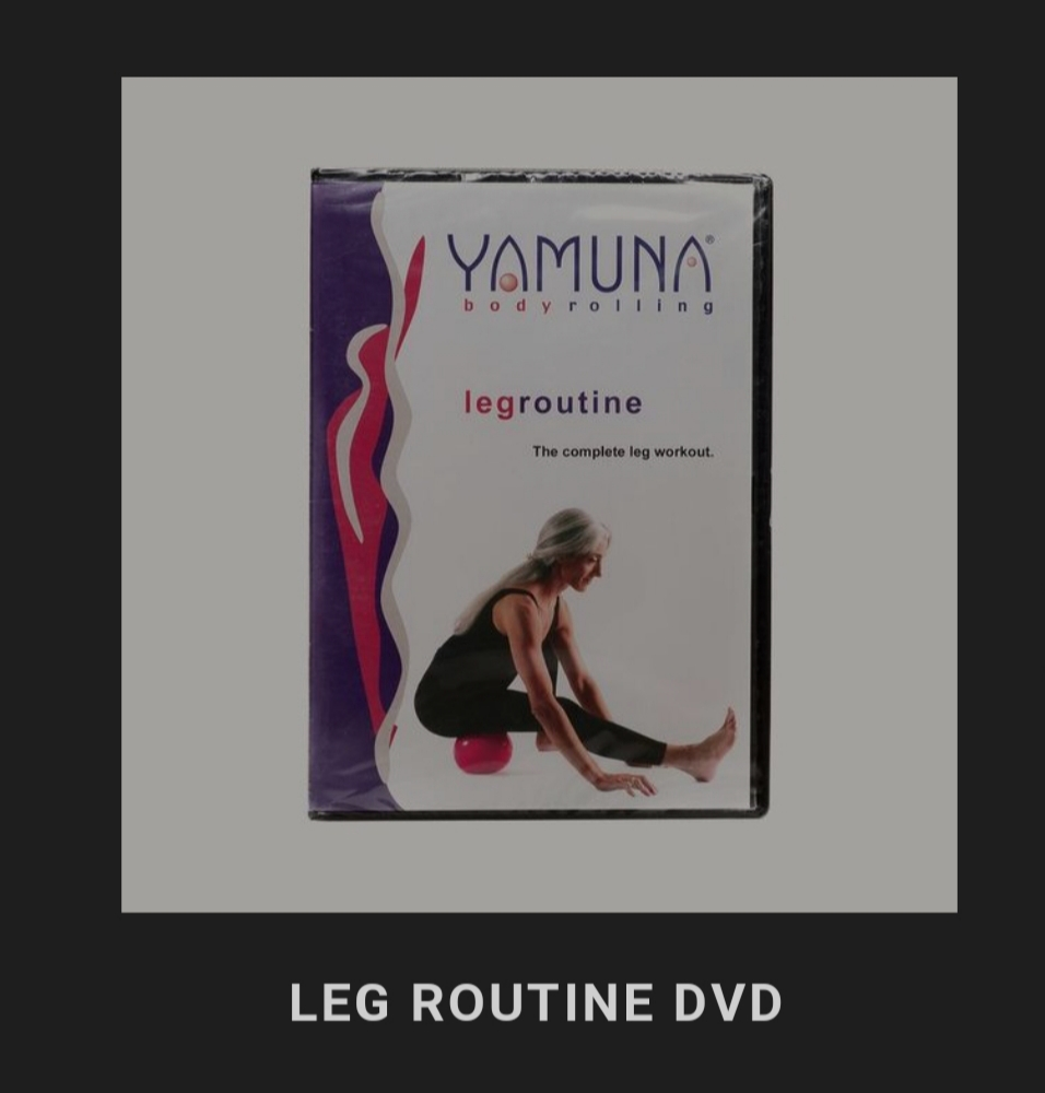 Leg Routine DVD