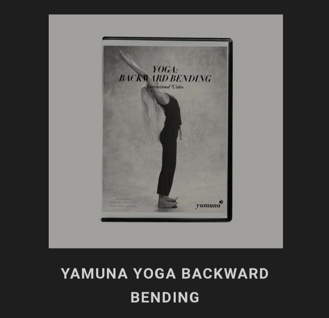 Yamuna Yoga Backward Bending